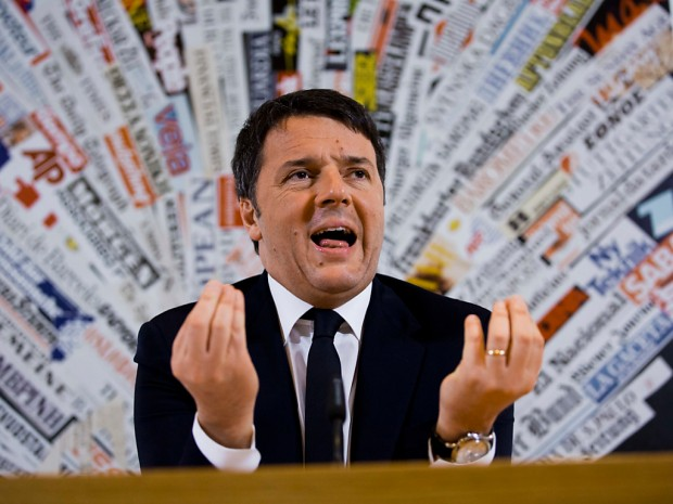 Le Premier ministre italien en quête d'un compromis pour faire avancer le projet d'union civile pour les homosexuels