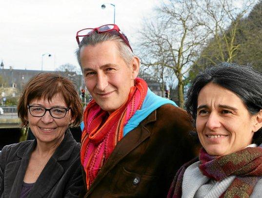 Vidéos : Portrait de Vincent Guillot, co-fondateur de l'organisation internationale des intersexes