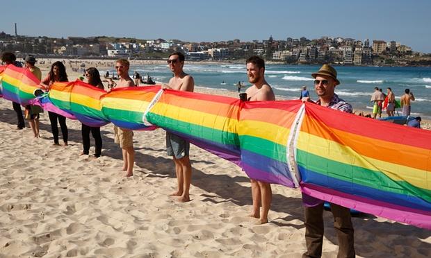 Le nombre d'Australiens ayant fait leur « coming out » sur Facebook a doublé au cours des 12 derniers mois
