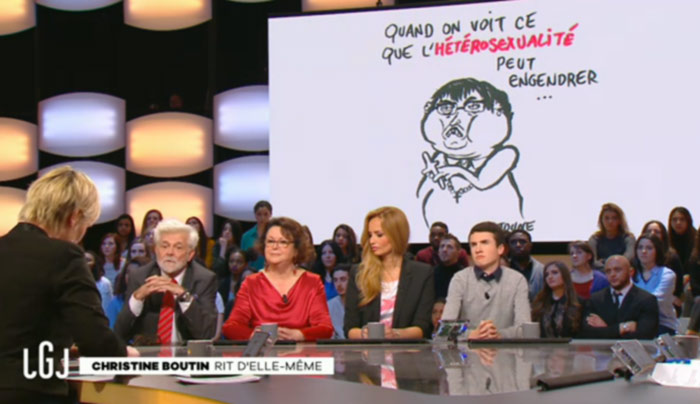 « Basé sur un mensonge » : « Les insolences de Christine Boutin » continue de faire grincer les dents (VIDEO)