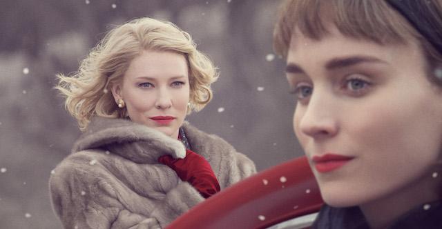 « Carol » sacré meilleur film LGBT de tous les temps au festival du film Gay et Lesbien de Londres (VIDEO)