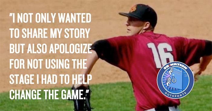 États-Unis : ancien espoir en Ligue majeure de baseball, il prend sa retraite écœuré par les insultes homophobes (VIDEO)