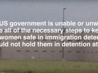États-Unis : Abus à l'encontre de femmes transgenres en détention par les services d'immigration (VIDEO)
