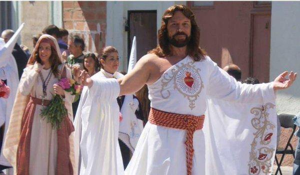 Espagne : Jugé « trop maniéré » pour interpréter le rôle de Jésus dans la parade de Pâques à Valence