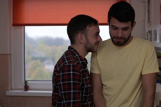 L'histoire d'amour gay du film Week-end censurée par la commission d'évaluation de la Conférences des évêques