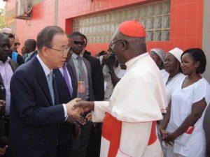 Mettre fin à la répression contre les homosexuels - une question de santé publique, pour Ban Ki-moon