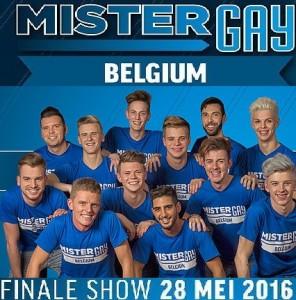 Mister Gay Belgium