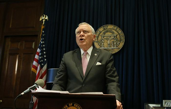 La Géorgie renonce à entériner une loi discriminatoire fondée sur la « liberté religieuse » (VIDEO)