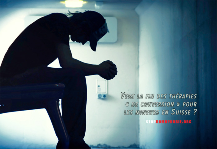 Suisse : une motion au Parlement pour faire interdire les « thérapies de conversion » pour les mineurs