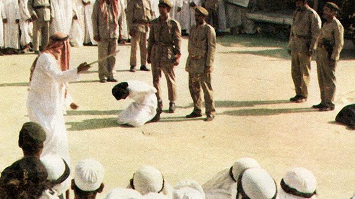 Revendiquer son homosexualité sur les réseaux sociaux bientôt réprimé par la peine capitale en Arabie saoudite