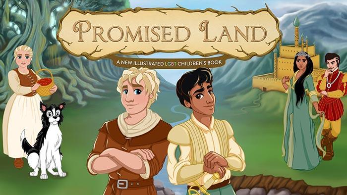 Il était une fois en « Terre Promise » un prince amoureux d'un jeune fermier tout à fait charmant (VIDEO)