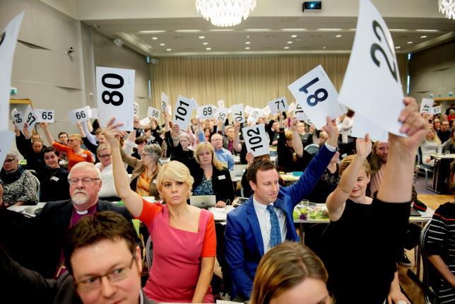 L'Eglise protestante de Norvège avalise le principe d'union religieuse entre personnes de même sexe