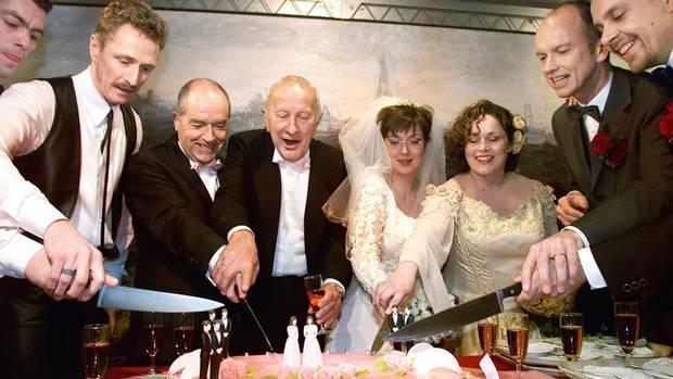 Fiertés : Le 1er avril 2001, à Amsterdam, se mariaient les quatre premiers couples gays de l'histoire