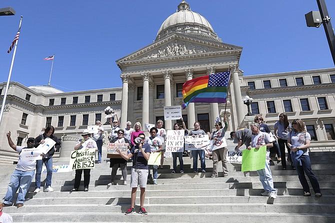 Le Mississippi adopte un projet de loi discriminatoire envers les homosexuels pour protéger la « liberté religieuse »