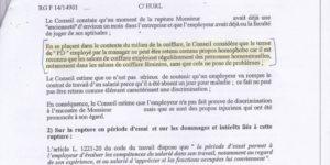 """Pour les prud'hommes de Paris, """"PD"""" n'est pas une insulte homophobe"""