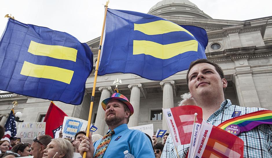 Mobilisation inédite aux États-Unis contre les lois discriminatoires envers la communauté LGBT