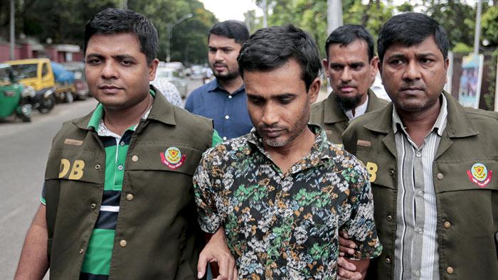 Bangladesh : Arrestation d'un islamiste présumé coupable du meurtre de deux militants LGBT, Xulhaz et Tonoy