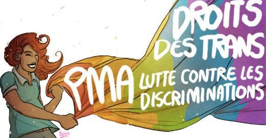 SOS homophobie relance l'appel inter-associatif en faveur de l'ouverture de la PMA à toutes les femmes