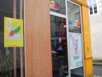 Nouvel acte de vandalisme à Nantes contre le Centre LGBT : un « geste homophobe et lâche ! »