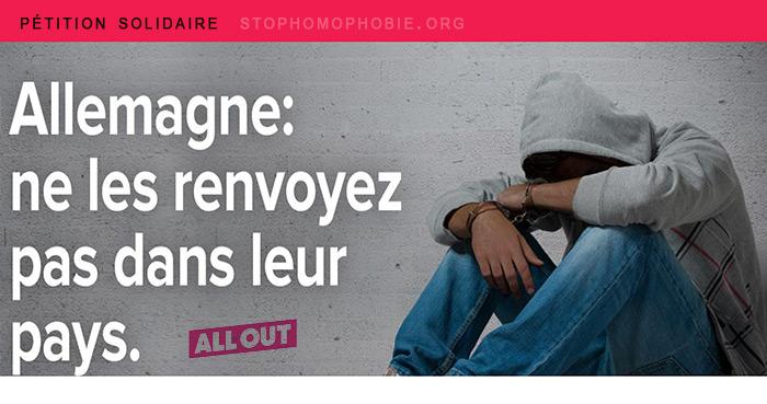 Réfugié-e-s LGBT en danger : le Bundestag allemand classe l'Algérie, le Maroc et la Tunisie, dans la liste « pays d'origine sûrs »