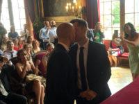 Vive les mariés : « Toujours émouvant de voir des amis célébrer leur amour »