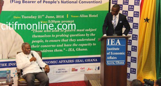 Ghana : « Les homosexuels ont des droits et ne doivent pas être méprisés », Dr Edward Mahama, candidat d'opposition