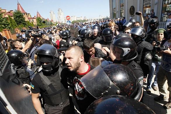 Ukraine : la « Kyiv Pride » maintenue en dépit des ultranationalistes qui promettent un « bain de sang »
