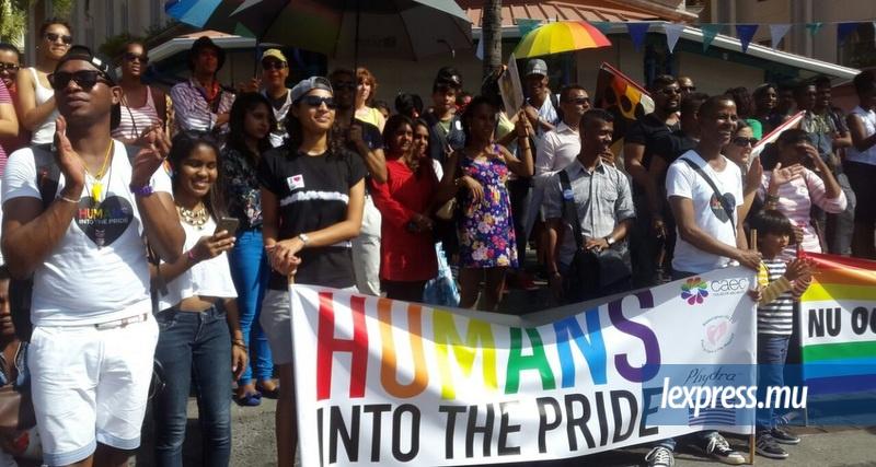 La 11ème édition de la « Pride » de Maurice gâchée par des menaces et pancartes homophobes
