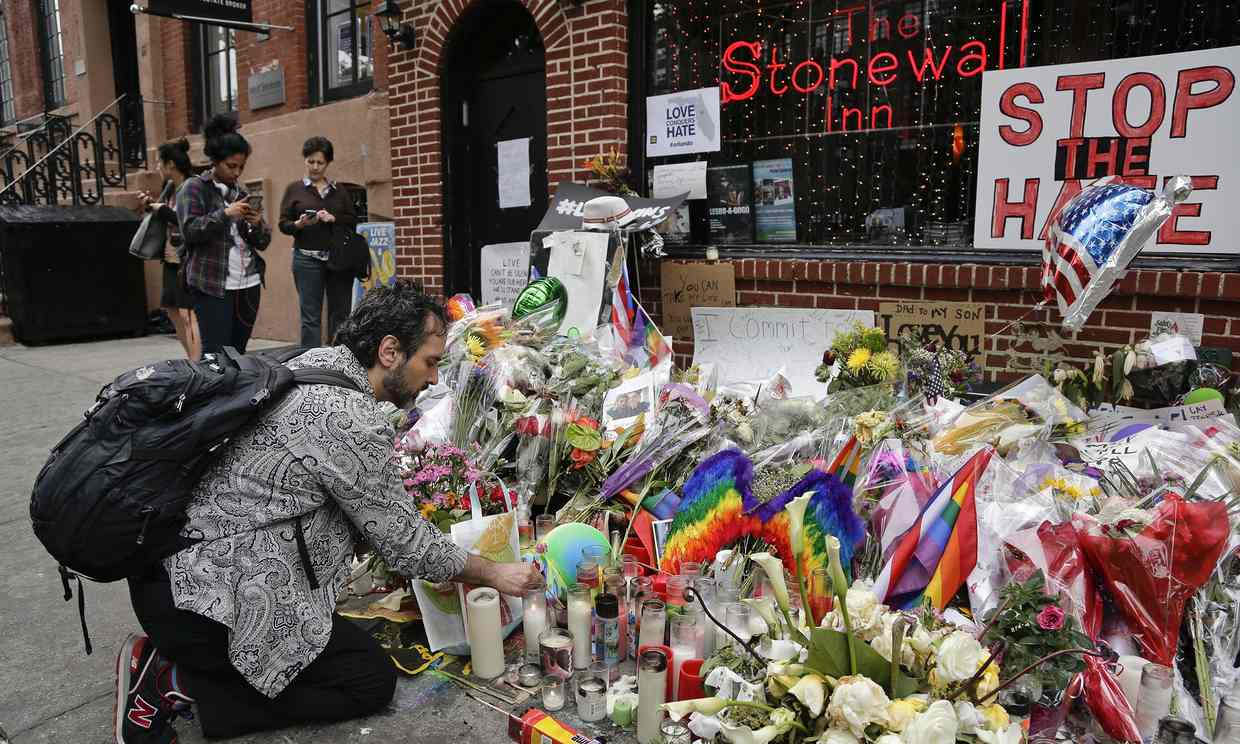 Le site de « Stonewall Inn » à New York désigné « monument national » en l'honneur des droits LGBT+ (VIDEO)