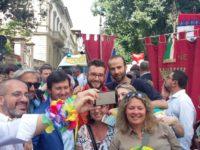 Marches des fiertés : des milliers de personnes défilent en Italie malgré le traumatisme d'Orlando