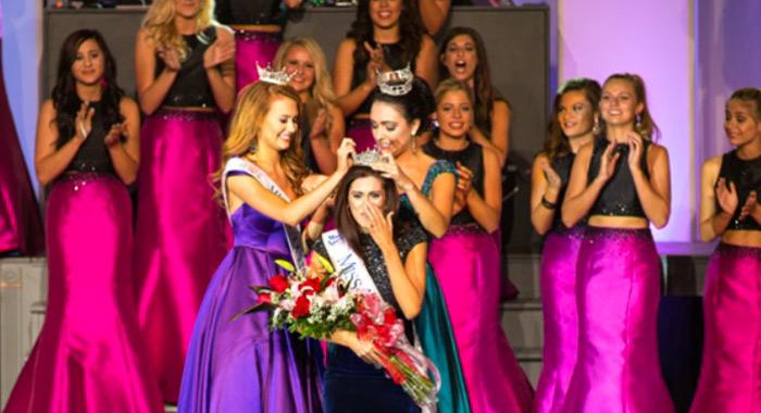 Miss America : Erin O'Flaherty, première candidate ouvertement lesbienne en lice pour le titre (VIDEO)