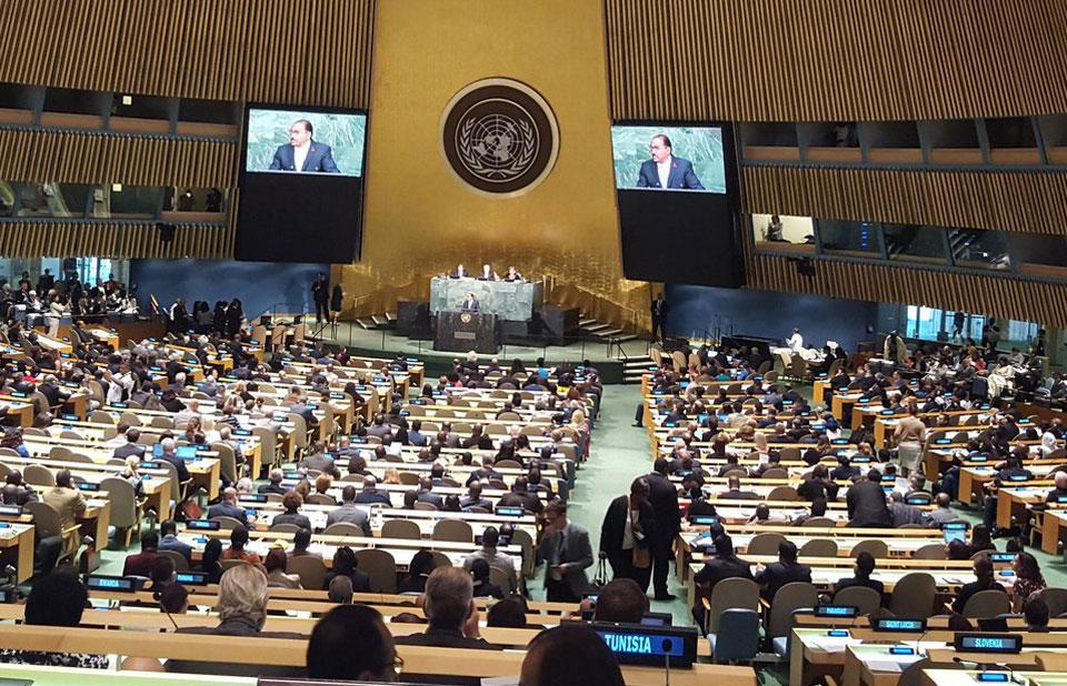 VIH : populations vulnérables en danger, brisons le silence au sommet de l'ONU