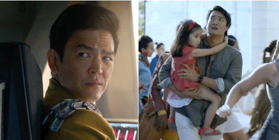 Cinéma : Star Trek « Sans limite », mais amputée au montage d'une scène de baiser gay (VIDEOS)