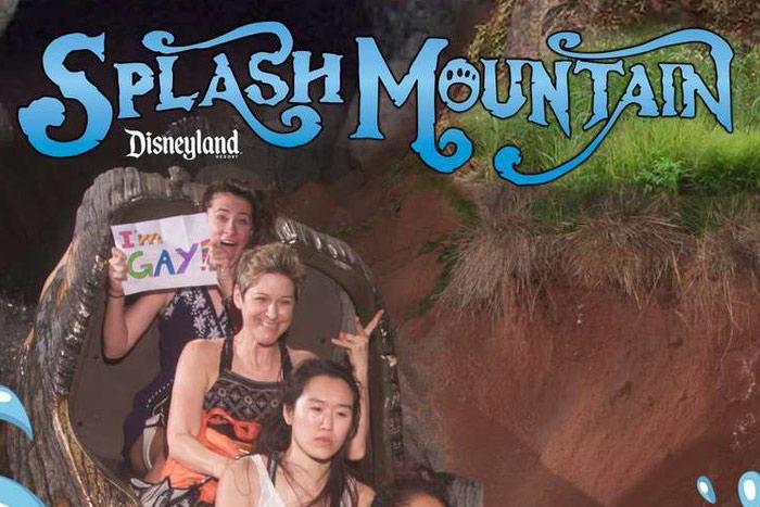 """Coming out à Disneyland : « j'ai décidé de la jouer """"fun"""" avec le cœur léger », Gina, 16 ans"""