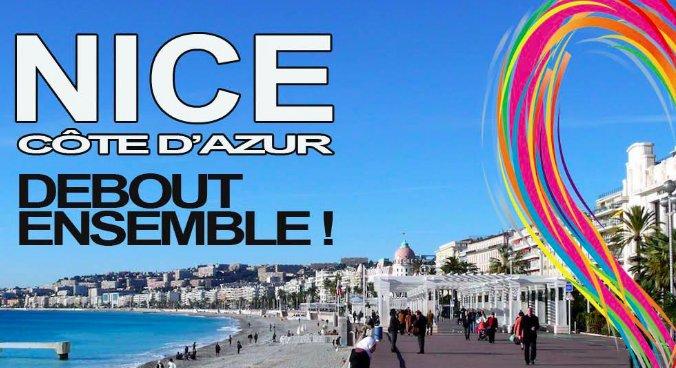 Dans une démarche de recueillement, la Pink Parade de Nice reportée au samedi 20 août 2016