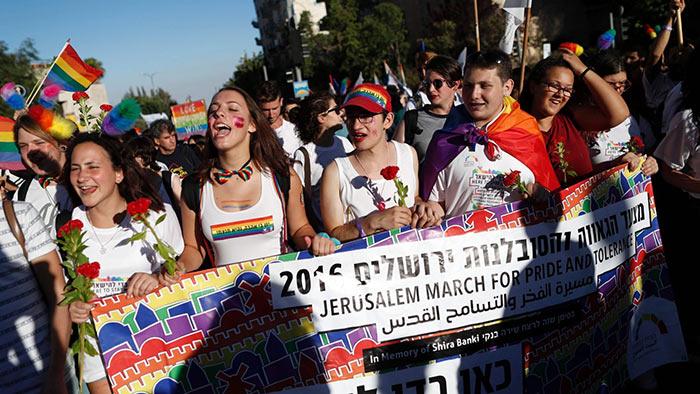 Marche des Fiertés : 25.000 participants à Jérusalem pour une 15ème édition sous haute surveillance (VIDEOS)
