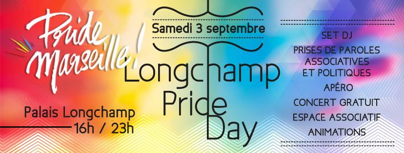 La 23ème édition de la Pride de Marseille « parquée » à Longchamp par mesure de sécurité