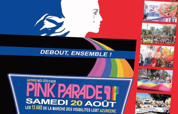 La Pink Parade aura bien lieu le 20 août à Nice, mais « sous une forme statique et sécurisée »