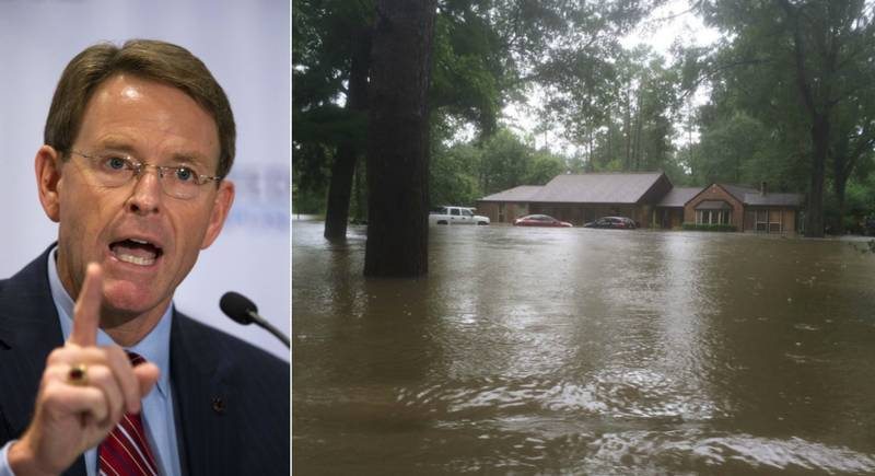 En Louisiane, un pasteur victime des inondations qu'il attribuait à un « châtiment divin » contre les gays