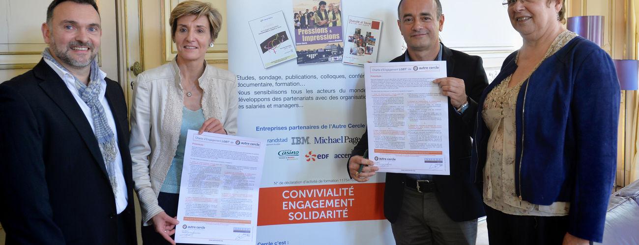 Avignon : première municipalité de la région PACA signataire d'une Charte d'Engagement LGBT