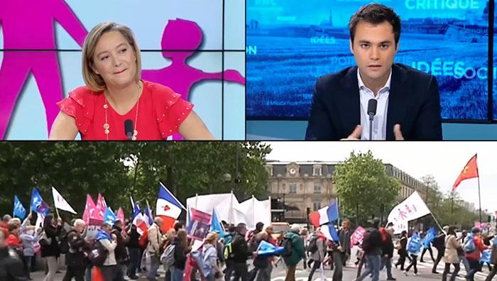 Charles Consigny à Ludovine de la Rochère : « Vous défendez tout simplement l'homophobie ! » (VIDEO)