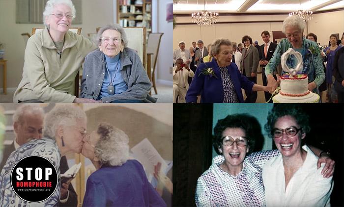 « Lennie et Pearl » : Une histoire d'amour de 50 ans pour combattre l'inégalité du mariage (VIDEOS)