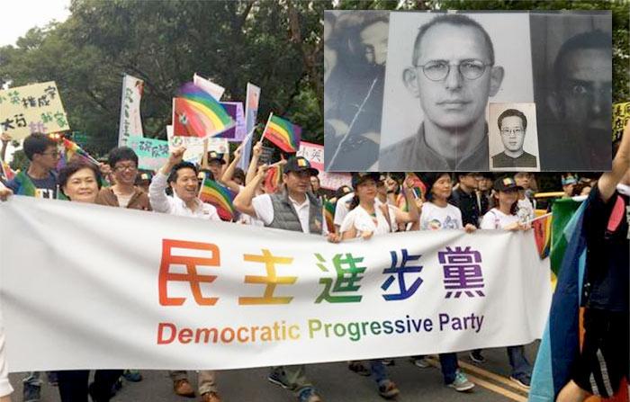 Reconnaissance des couples homosexuels : le suicide d'un artiste français relance le débat à Taïwan