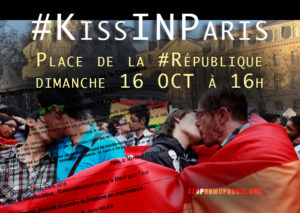 kiss-in-paris