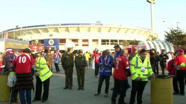 Chants homophobes : nouvelle suspension de match pour le stade « Nacional de Santiago » du Chili