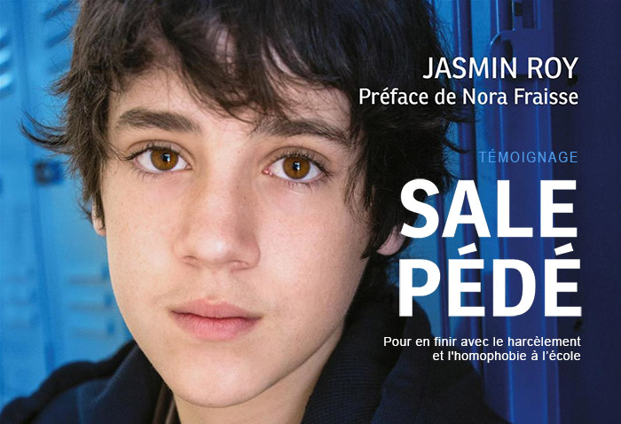 « Sale pédé » : Un récit rare sur l'homophobie à l'école, qui demeure encore un sujet tabou