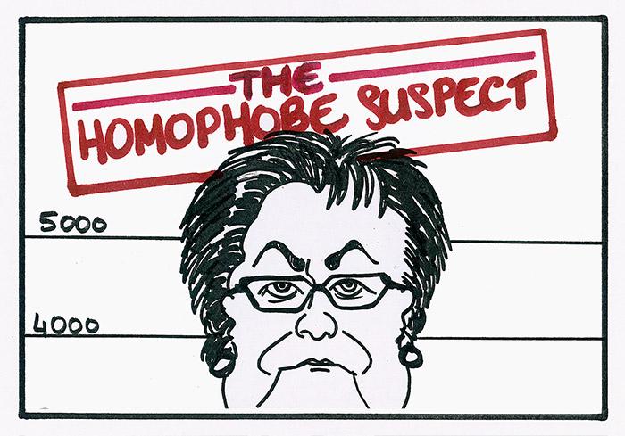 « L'homosexualité est une abomination » : la condamnation de Christine Boutin confirmée en appel