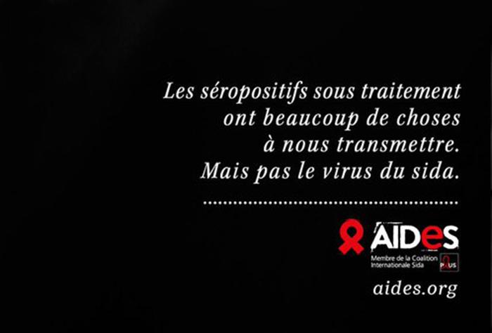 Journée mondiale de lutte contre le sida : Aides lance « Révélation », sa nouvelle campagne de prévention