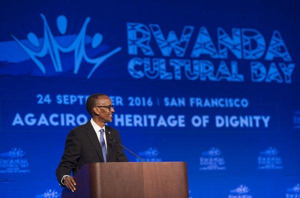 « L'Homosexualité n'est pas la préoccupation du Rwanda », selon le Président Paul Kagame