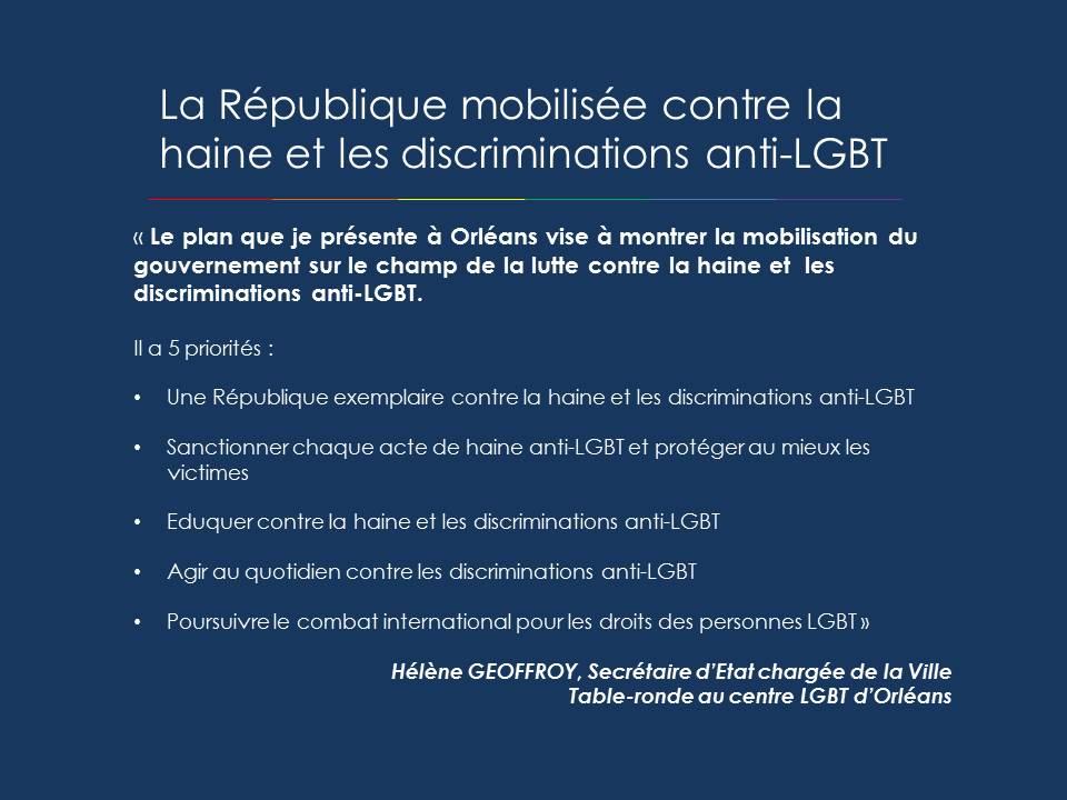 Le gouvernement lance « un plan de mobilisation » contre la haine et les discriminations anti-LGBT (VIDEO)
